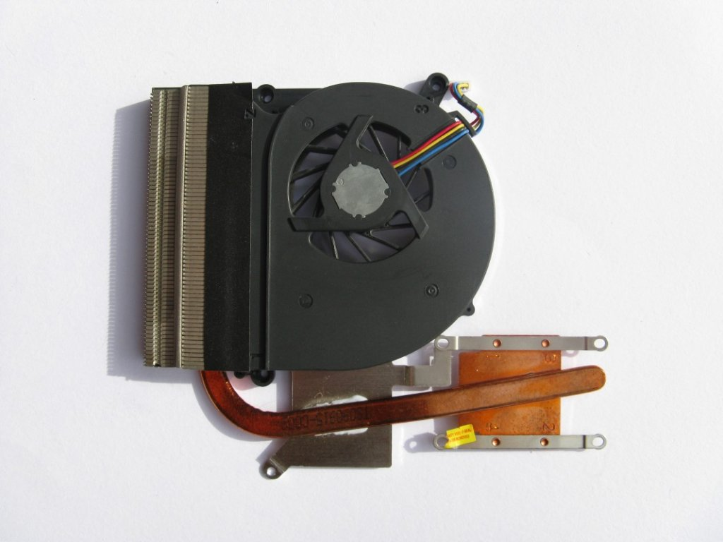 Ventilátor pro Asus X5DAB