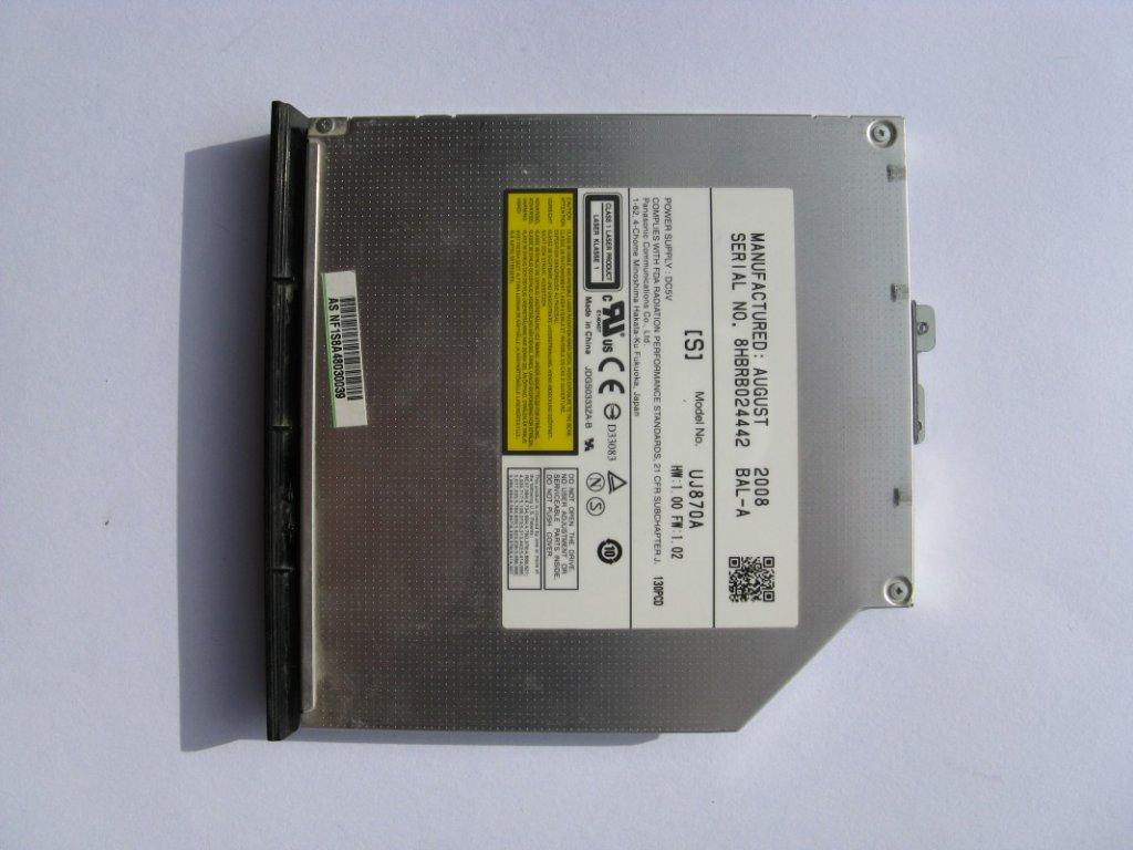 DVD vypalovačka pro Asus M51TR