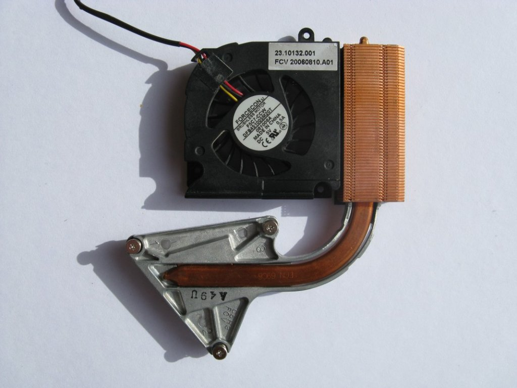 Ventilátor pro Fujitsu Siemens Amilo Pro V3505
