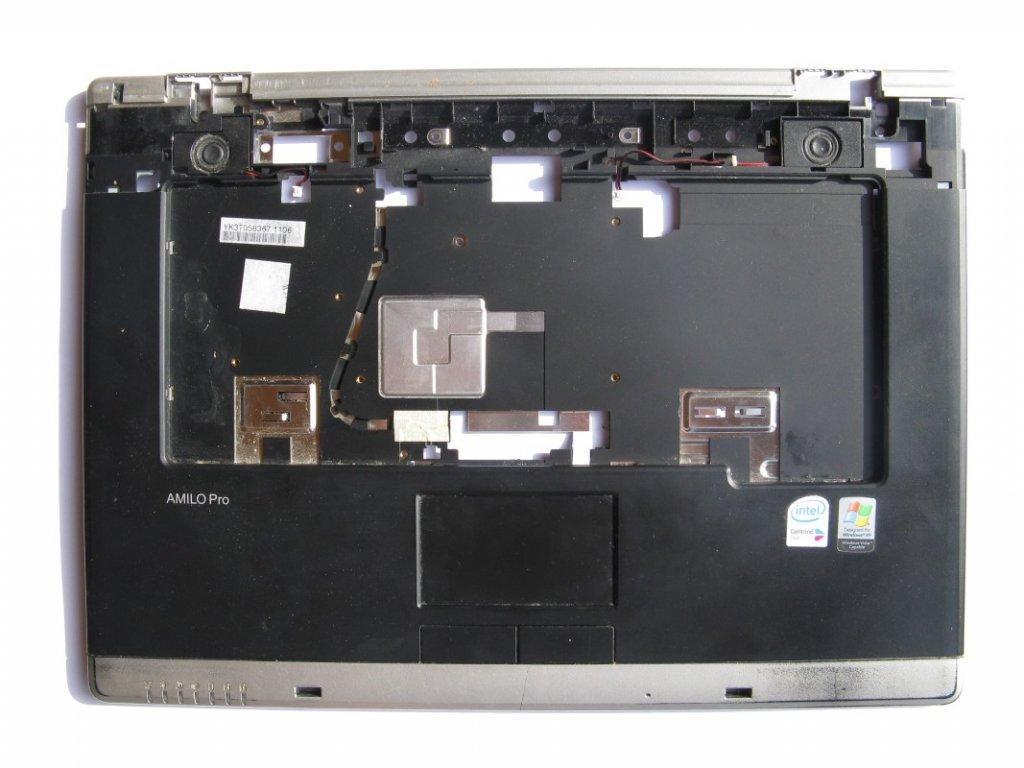 Vrchní kryt pro Fujitsu Siemens Amilo Pro V3505