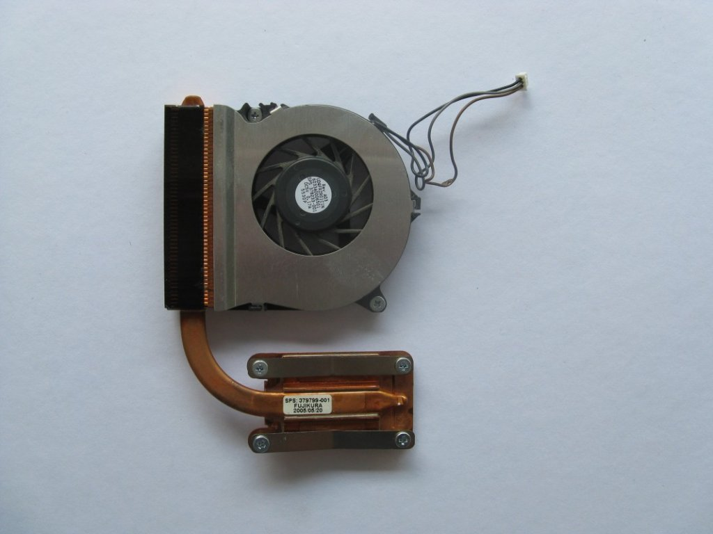 Ventilátor pro HP CompaQ NC6120