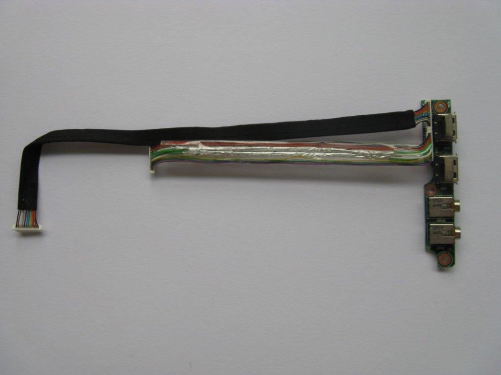 USB konektory pro HP CompaQ NC6120