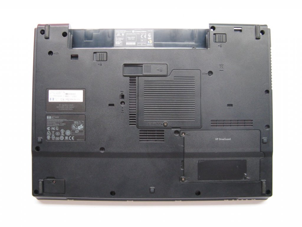 Spodní kryt pro HP CompaQ 6715s