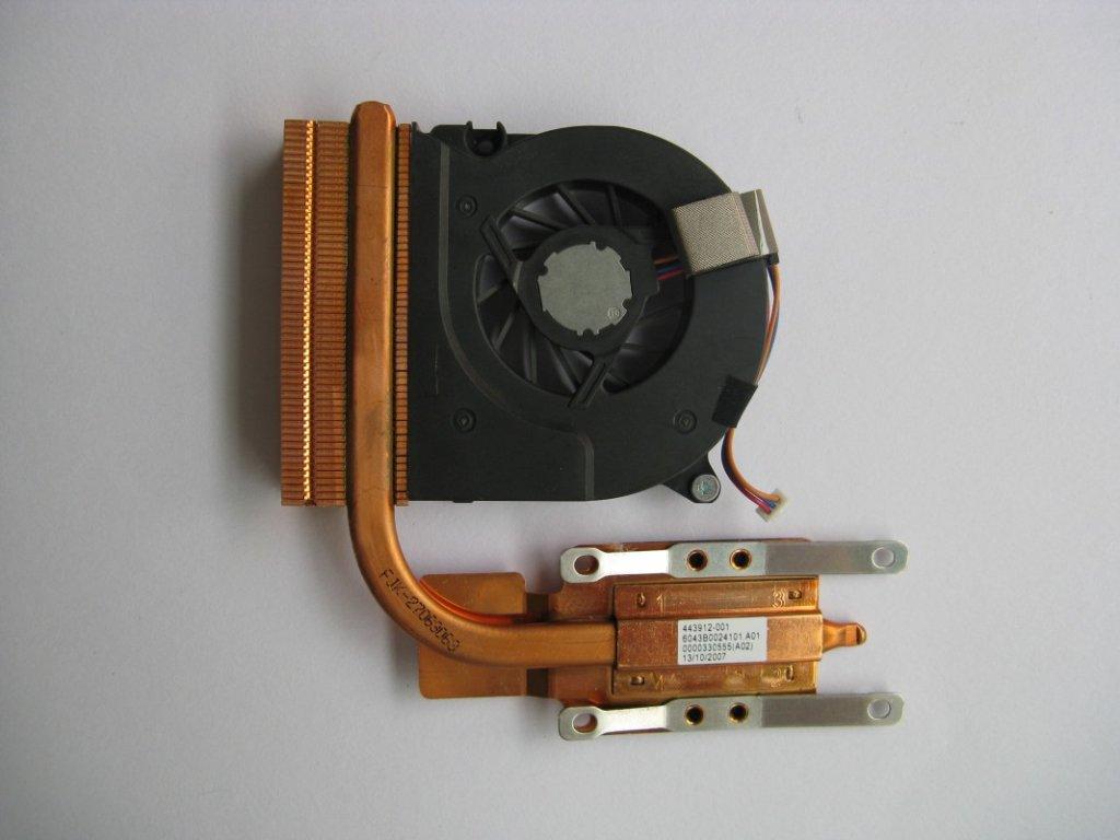Ventilátor pro HP CompaQ 6715s