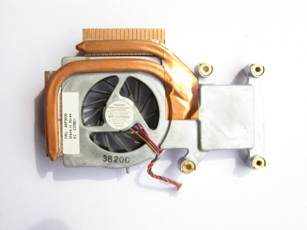 Ventilátor pro IBM ThinkPad R40
