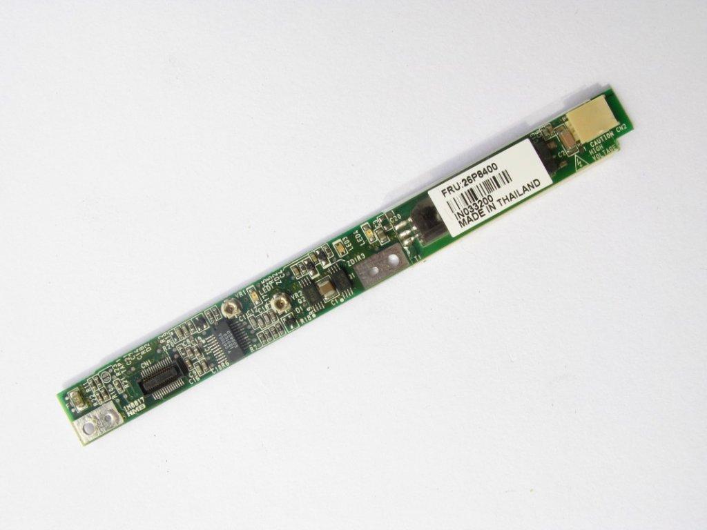 Invertor pro IBM ThinkPad R40