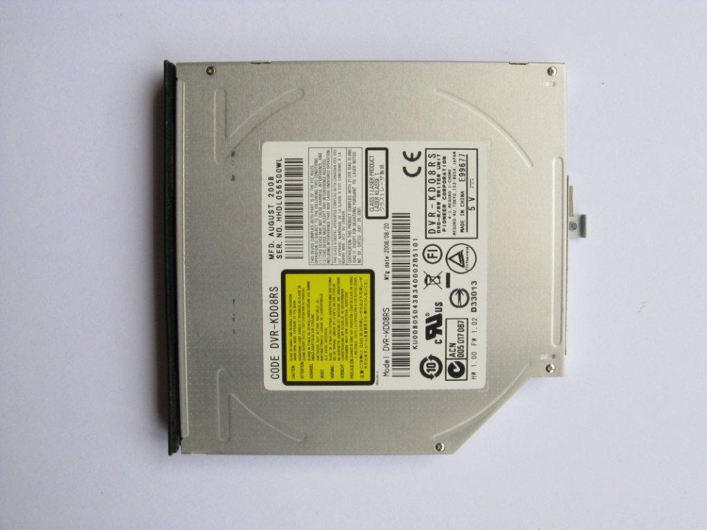 DVD vypalovačka pro Acer Aspire 5520G