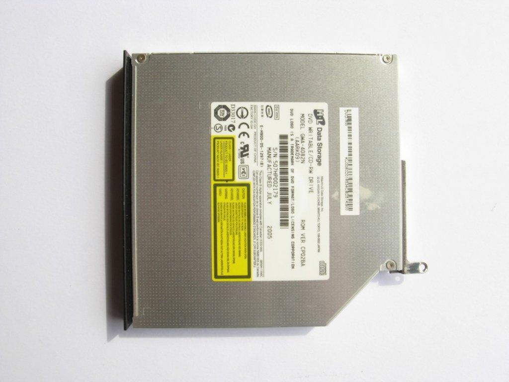 DVD vypalovačka pro Acer TravelMate 2413LMi