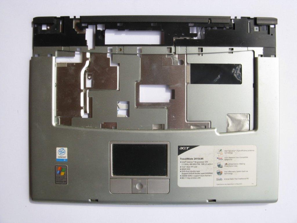 Vrchní kryt pro Acer TravelMate 2413LMi