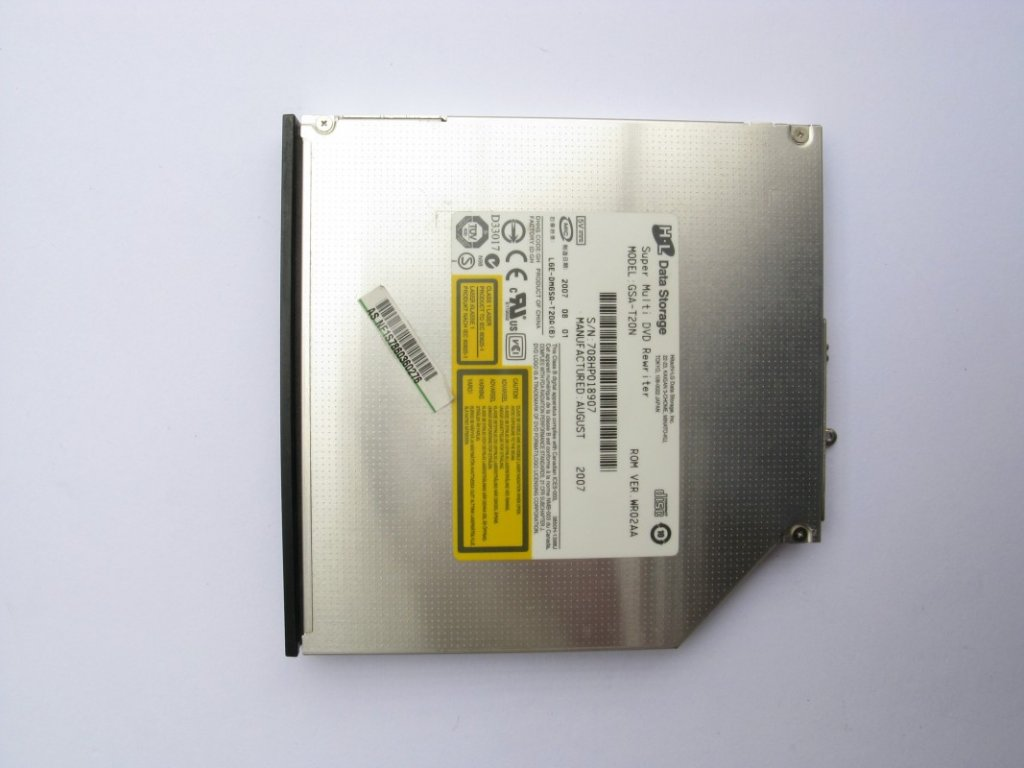 DVD vypalovačka pro Asus X51R