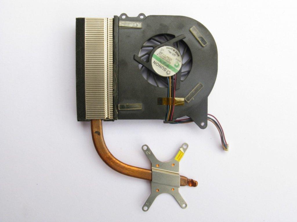 Ventilátor pro Asus X51R