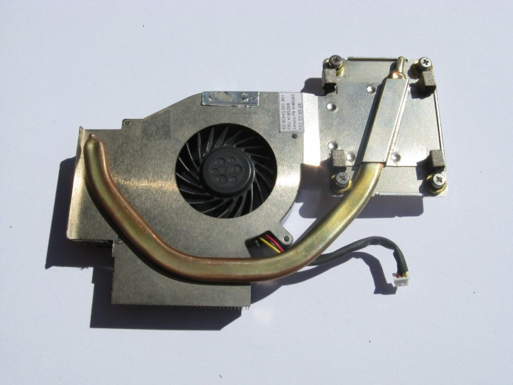 Ventilátor pro IBM ThinkPad R60