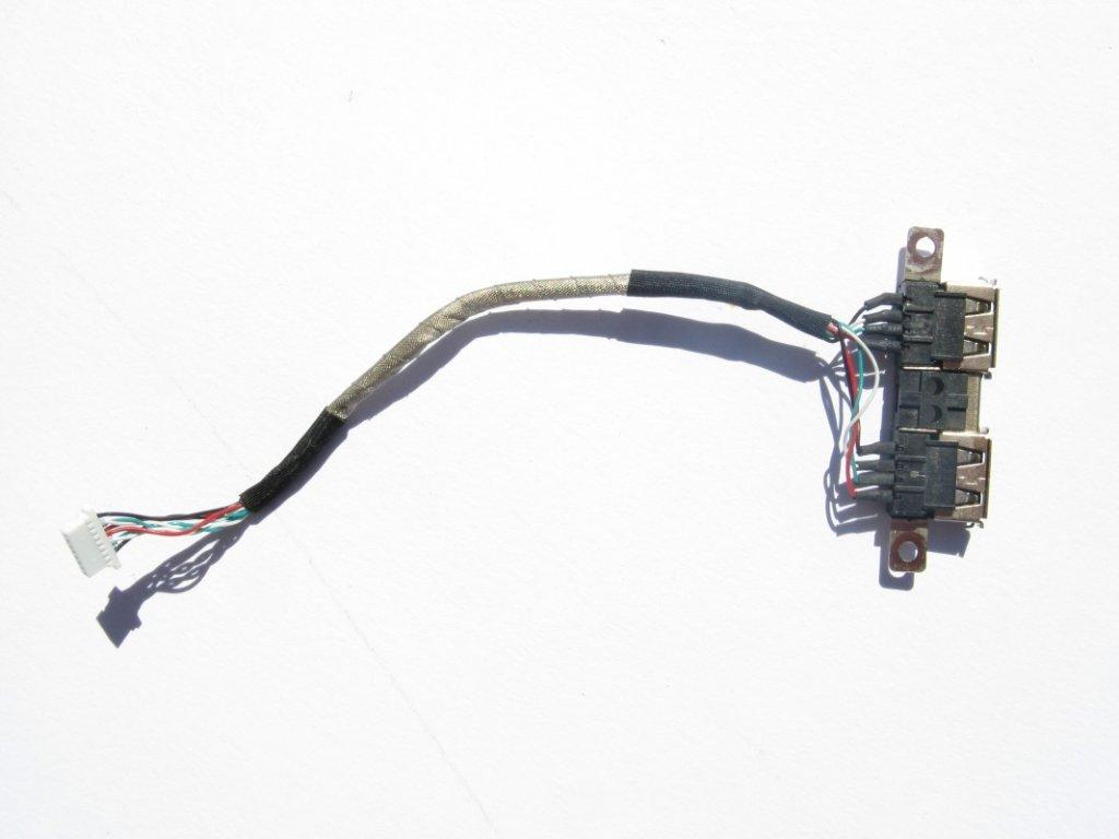 USB konektory pro Toshiba Satellite A210-19D
