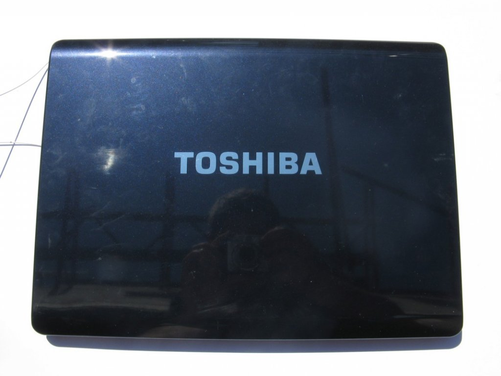 Zadní kryt LCD pro Toshiba Satellite A210-19D