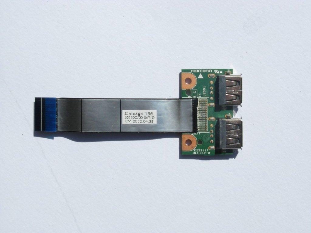 USB konektory pro HP 635