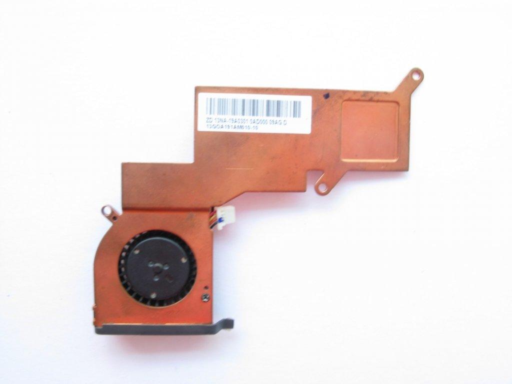 Ventilátor pro Asus Eee 1008HA