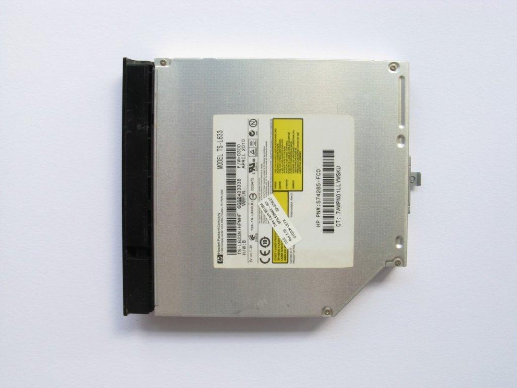 DVD vypalovačka pro HP CompaQ 610