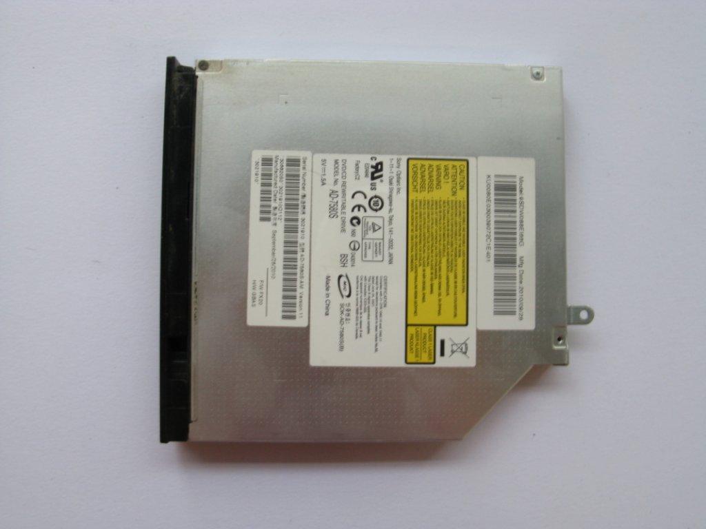 DVD vypalovačka pro Acer 5738ZG