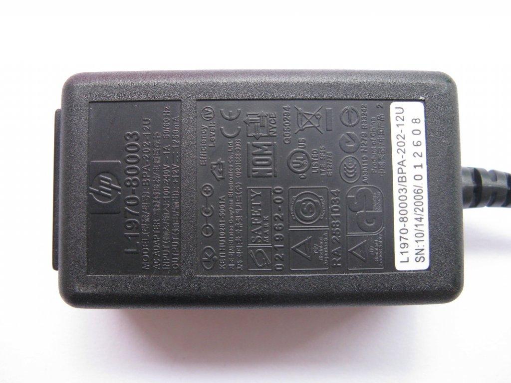 Napájecí adaptér HP 15W