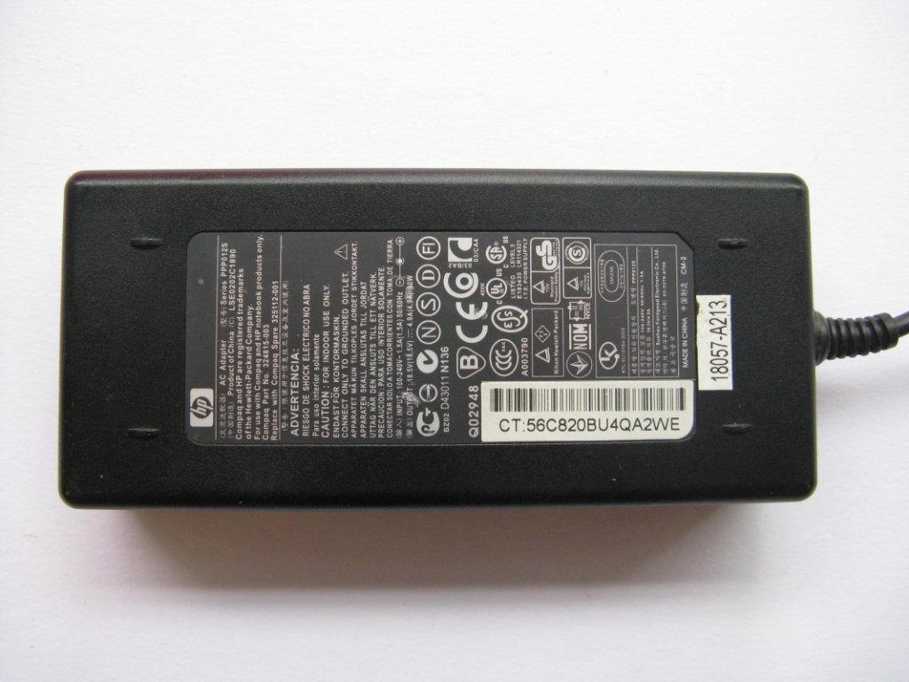 Napájecí adaptér HP 90W
