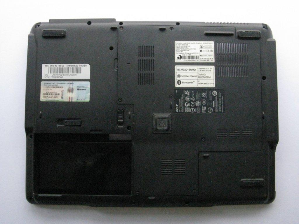 Spodní kryt pro Acer Extensa 5620Z