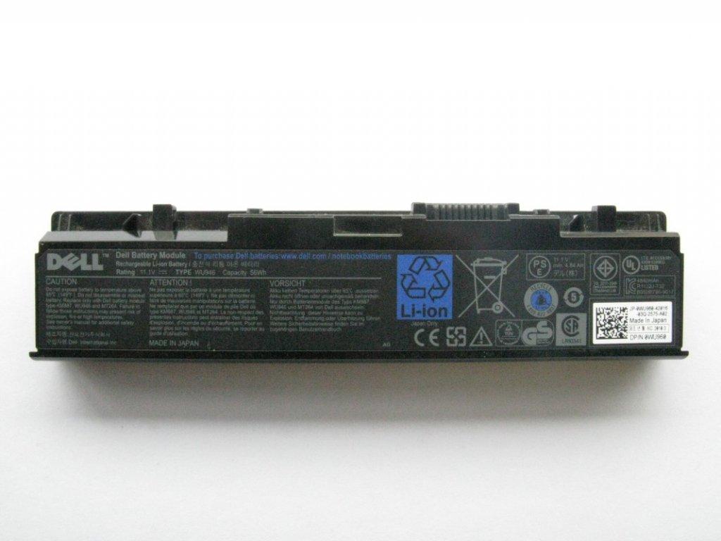 Baterie pro Dell Studio