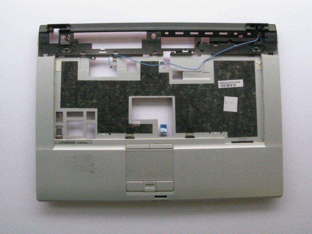 Vrchní kryt pro Fujitsu Siemens Lifebook S7210