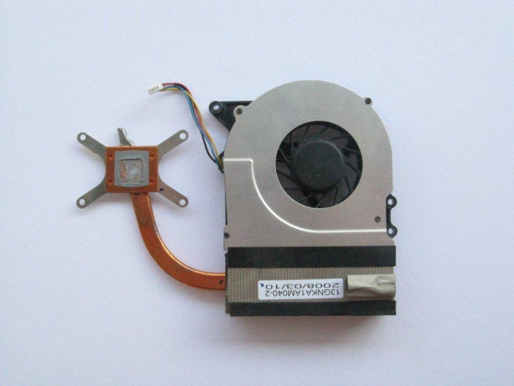 Ventilátor pro Asus X51RL