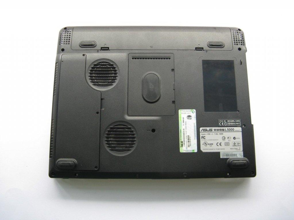 Spodní kryt pro Asus L5000