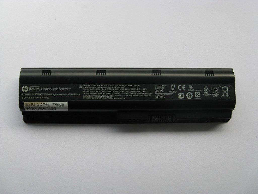Baterie pro HP Pavilion dv6-3126ec