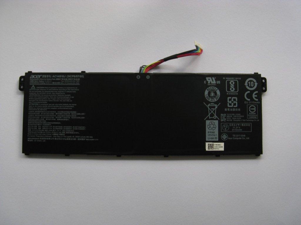 Baterie pro Acer Aspire ES15 ES1-533-C0V8, NOVÁ