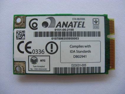 WiFi Mini Intel® Pro Card