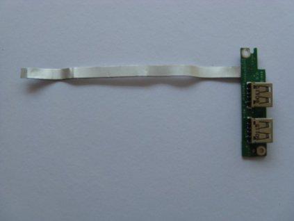 USB konektory pro Acer Extensa 5235