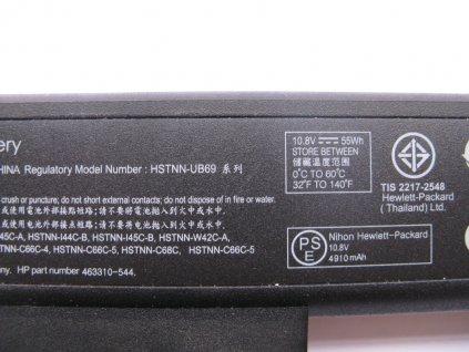 Baterie pro HP ProBook 6555b