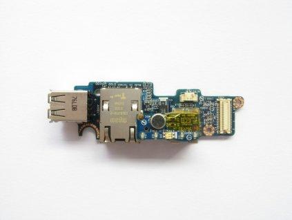 USB konektory pro Dell PP18L