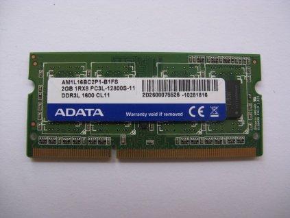 2GB DDR3L 1600MHz