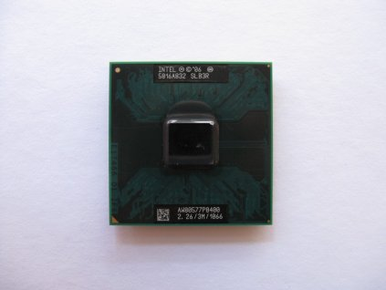 Intel Core 2 Duo P8400, 2.26GHz