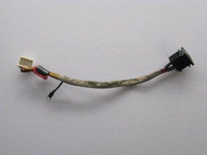 Napájecí konektor pro Toshiba Satellite U400-10L