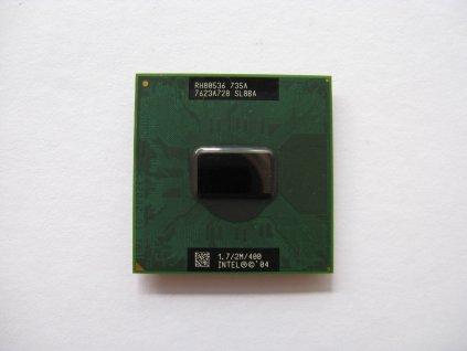 Intel Pentium M 735, 1.7GHz
