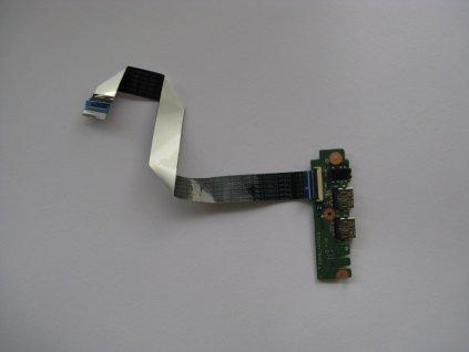 USB konektory pro Acer Aspire 3 A315-31-C4YJ, NOVÝ
