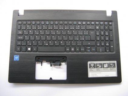 Vrchní kryt a klávesnice pro Acer Aspire 3 A315-31-C4YJ, NOVÉ