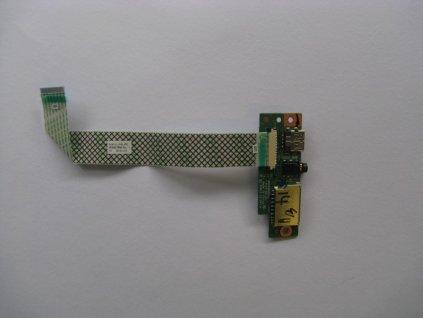 USB a audio konektory pro Acer Aspire ES15 (ES1-533-C0V8), NOVÉ