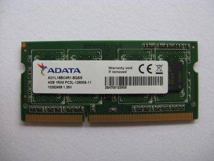 4GB DDR3L 1600MHz, NOVÁ