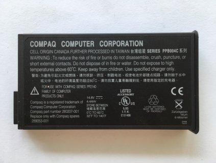 baterie hp compaq pp2140 1456vql1t 359 1
