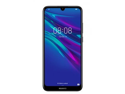 Huawei Y6 2019 cerny detail big01