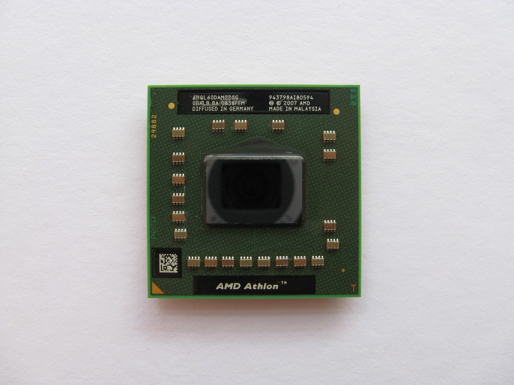 AMD Athlon 64 X2 QL-60, 1.9GHz