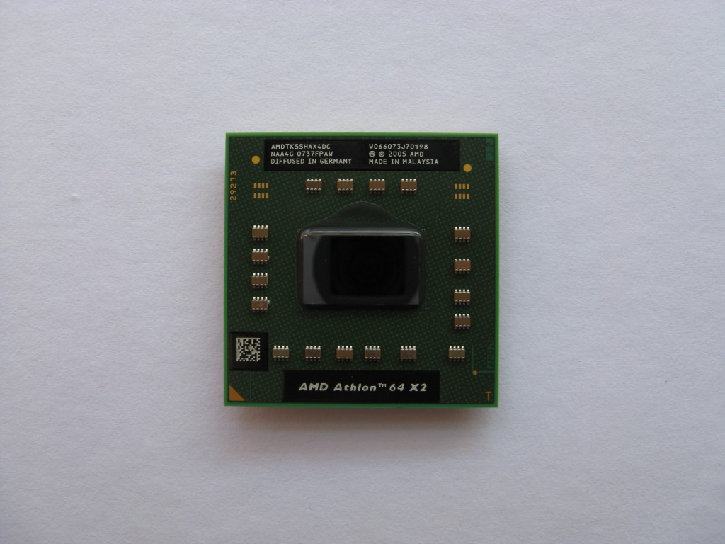 AMD Athlon 64 X2 TK-55, 1.8GHz