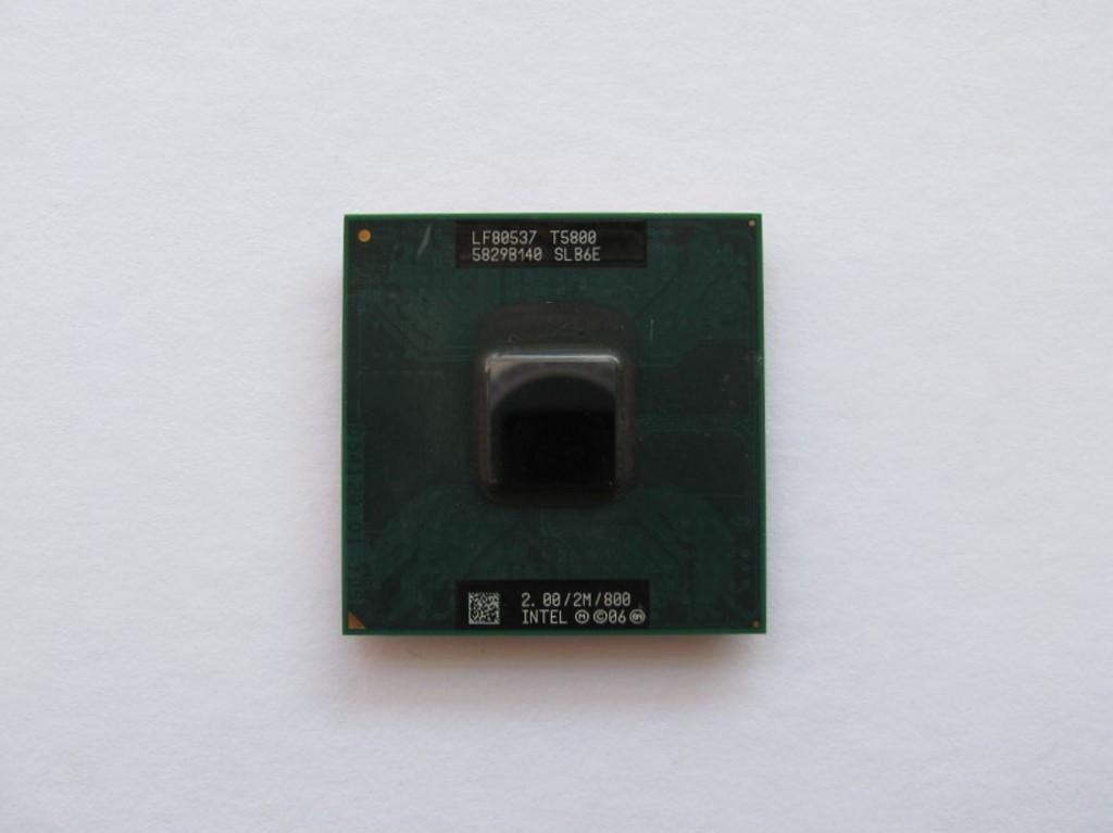 Intel Core2 Duo T5800, 2.0GHz