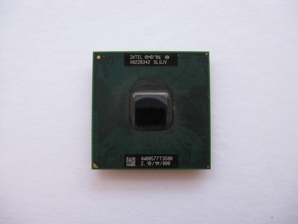 Intel Pentium Dual Core T3500, 2.1GHz