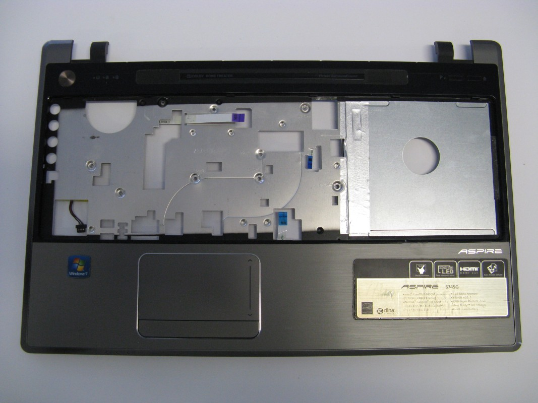 Vrchní kryt pro Acer Aspire 5745G